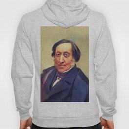 Gioachino Rossini, Music Legend Hoody