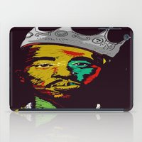 tupac iPad Cases featuring Tupac's Back by Dazed N Amused