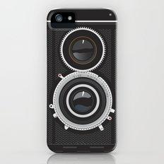 Vintage Camera Slim Case iPhone (5, 5s)