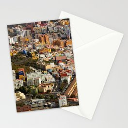 Santa Cruz de La Palma Stationery Cards
