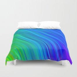 stripes wave pattern 1 stdv Duvet Cover