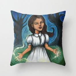 Venti Sancte Spiritus Throw Pillow
