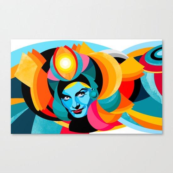 iluminado_01 Canvas Print