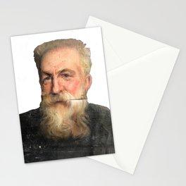 Auguste Rodin Portrait Stationery Cards