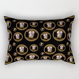Elementalist LUX pattern Rectangular Pillow