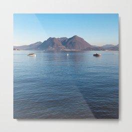 Borromean Islands, italian landscape, italian lake, lakes lover, Italy love, beautiful island, Stresa Metal Print
