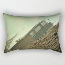 Skewed view Rectangular Pillow