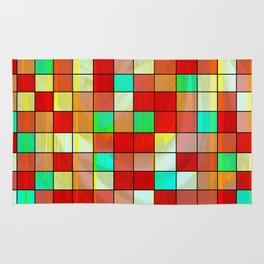 checkered II Rug