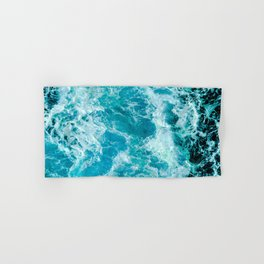 Sea Me Waving Hand & Bath Towel