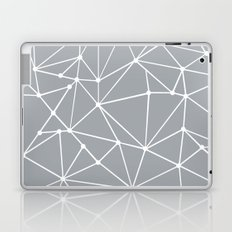 Ab Out Spots Grey Laptop & iPad Skin