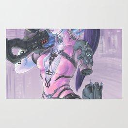 Scifi Widowmaker Rug