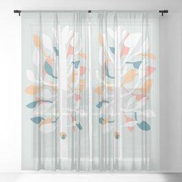 Prosperi - tree Sheer Curtain