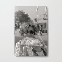 Fried Dough, State Fair 2013 Metal Print
