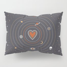 Love Universe Pillow Sham