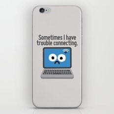 The Social Notwork iPhone & iPod Skin