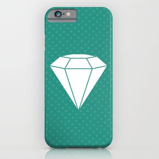 White Diamond iPhone & iPod Case
