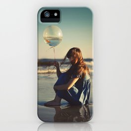 It takes an ocean iPhone Case