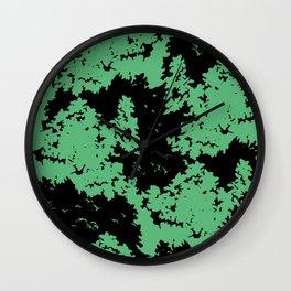 Song of nature - Night Wall Clock