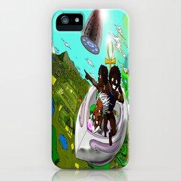 Epic Adventures iPhone Case