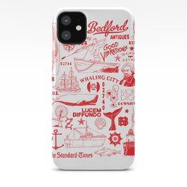 New Bedford Massachusetts iPhone Case