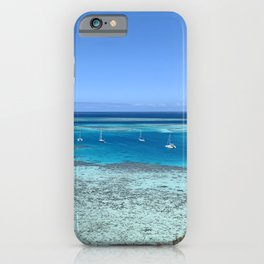 Life On The Hook iPhone Case
