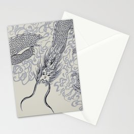 Sky Dragon Stationery Cards