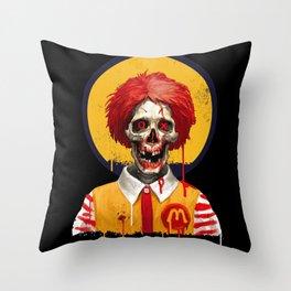 Saint Ronald Throw Pillow