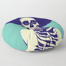 Día de las Muertas Floor Pillow