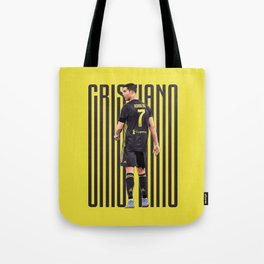 Cristiano CR7 Flat Design Tote Bag