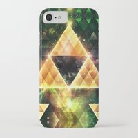 triforce iPhone & iPod Cases featuring Triforce by Spires