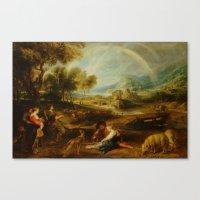 van Canvas Prints featuring van by DanielRolland