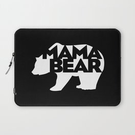 Mama Bear Laptop Sleeve