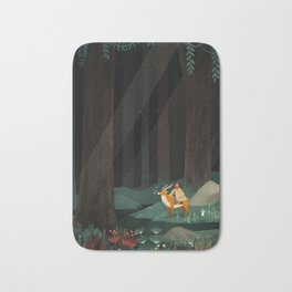 Princess Mononoke tribute Bath Mat