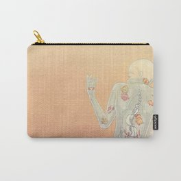 Aquarius Lady Carry-All Pouch