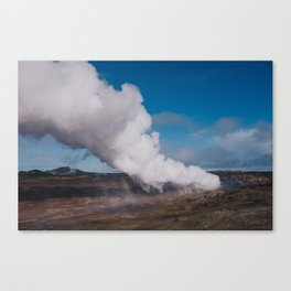 Iceland III Canvas Print