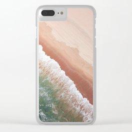 West Coast Australia Clear iPhone Case