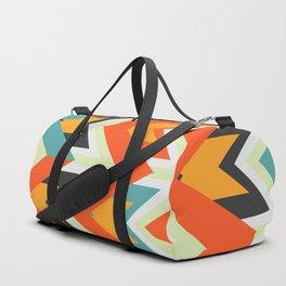 Shapes of joy Duffle Bag