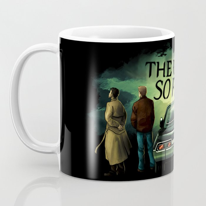 The Road So Far Coffee Mug