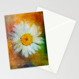 Daisy in Colors ~ Ginkelmier Inspired Stationery Cards