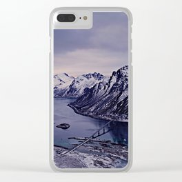 From the Peak Clear iPhone Case