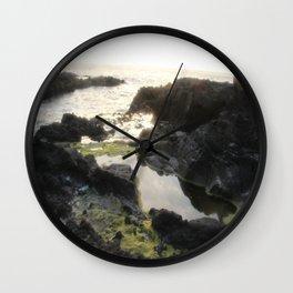 Life in Yachats Wall Clock