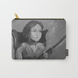 Loretta. Carry-All Pouch