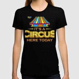 Carnival Circus Lover Festival Funny Ringmaster  T-shirt