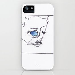 Disintegral #6 iPhone Case