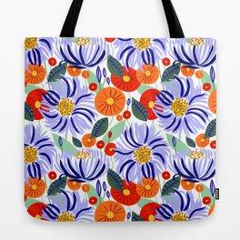 Alia #floral #illustration #botanical Tote Bag