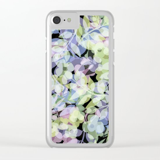 The leaf fall . 1 Clear iPhone Case