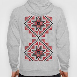 traditional icon pixel Hoody