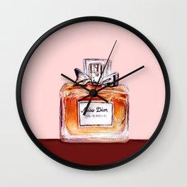 Perfume Wall Clock