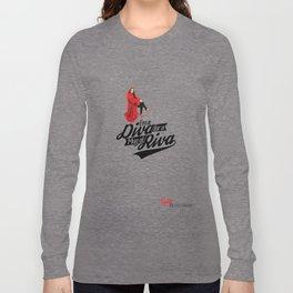 The Riva Diva Long Sleeve T-shirt