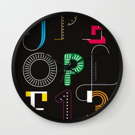 Jpeople Magazine 13 Wall Clock